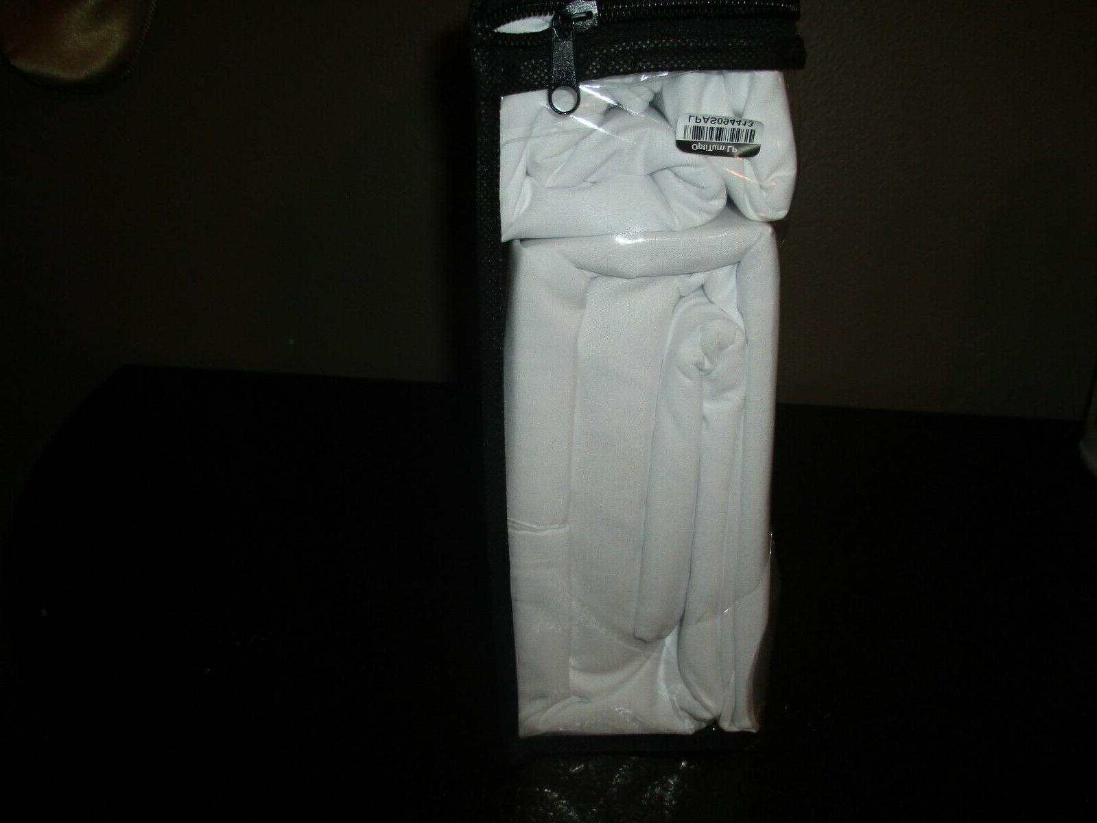 Tribeca Microfiber Pocket - White NIP