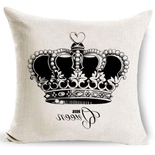 18 Inch Modern Queen Cushion Pillowcase