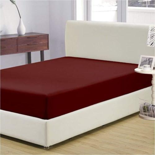 Mellanni 1800 Fitted Sheet Stain Resistant