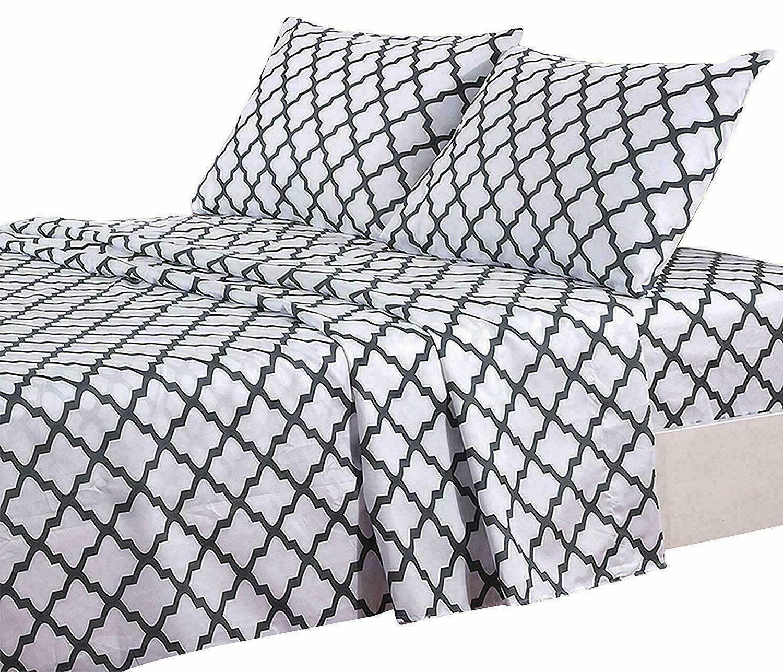 Egyptian Comfort Bed Set Piece Deep Bed