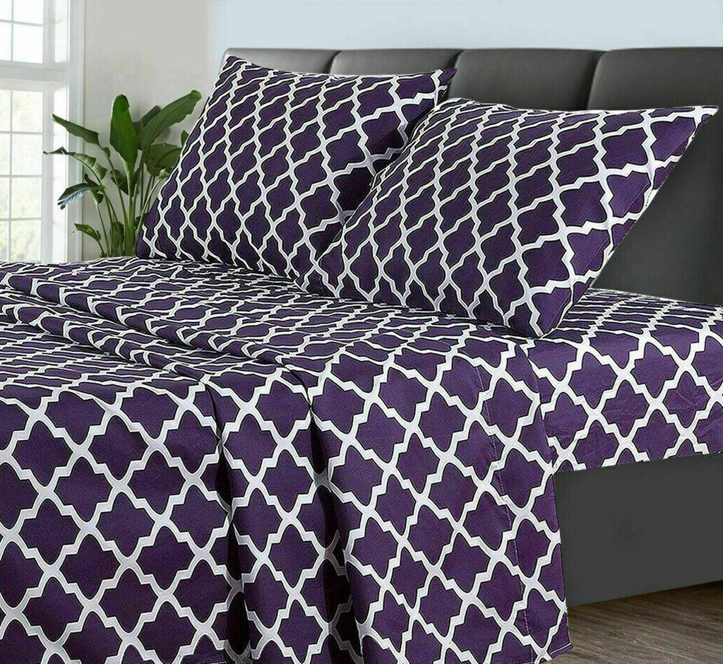Egyptian Comfort Set Series Piece Pocket Bed Sheets