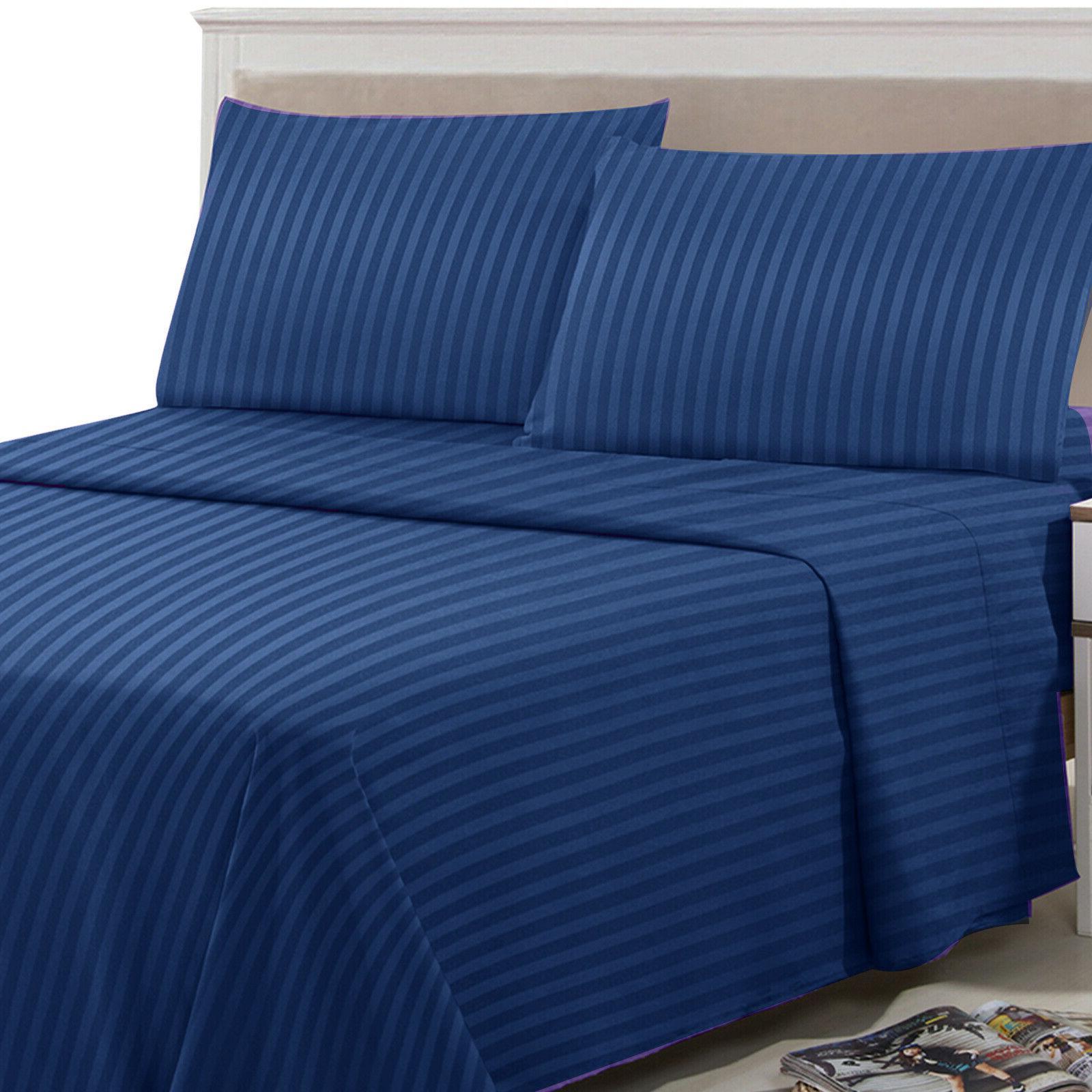 1800 series egyptian bed sheet set deep