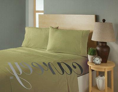 1800 THREAD COUNT Egyptian Comfort SET 100% back US