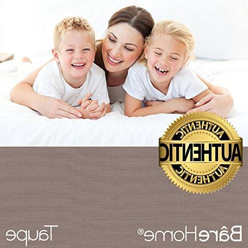 Premium 1800 Ultra-Soft Microfiber Collection Set, Hypoallergenic, Wrinkle Resistant,