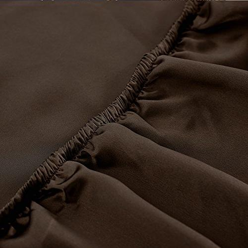 LilySilk Mulberry Silk 19 Chocolate