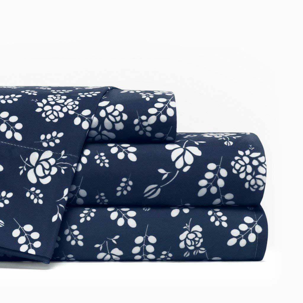 Floral Sheets Set Comfort Pocket Sheet