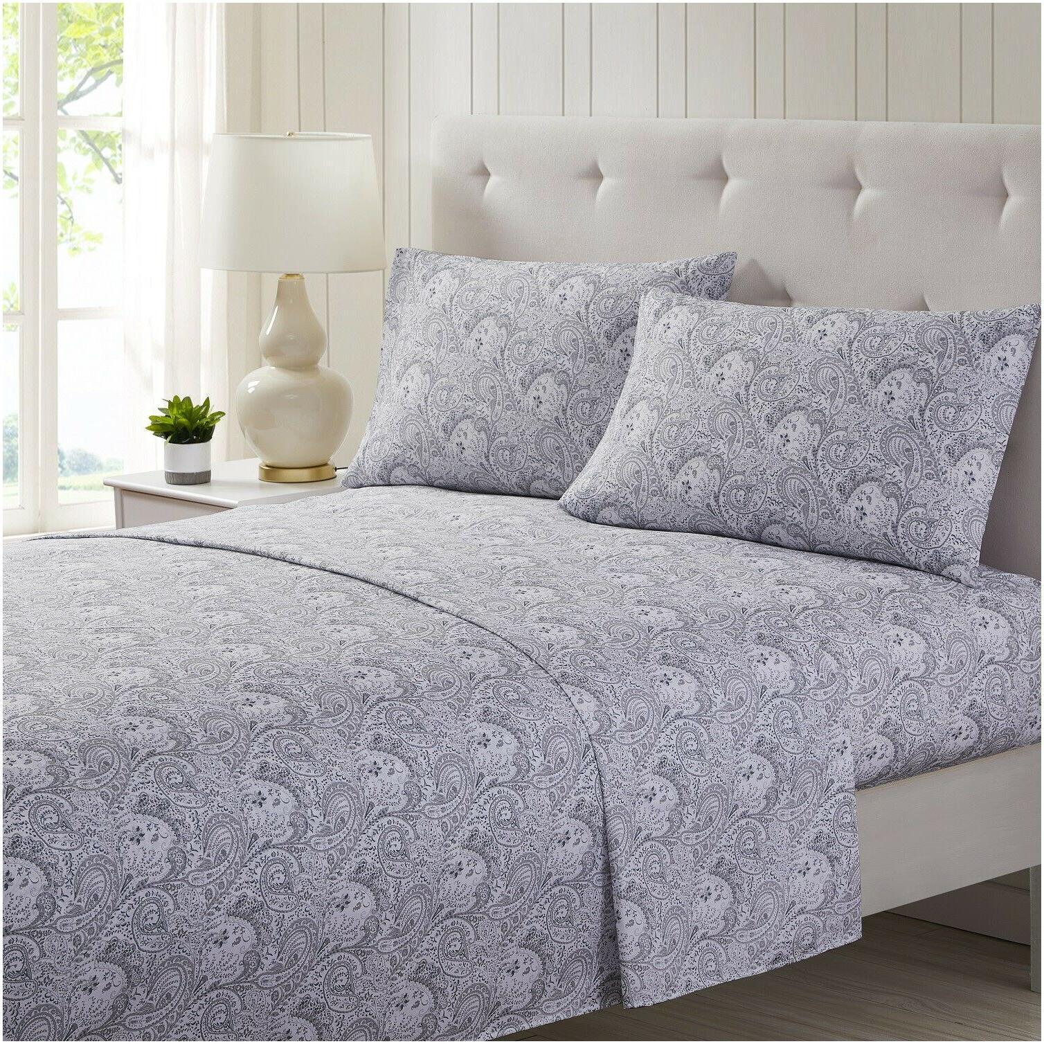Mellanni 4-Piece Bed Set 1800