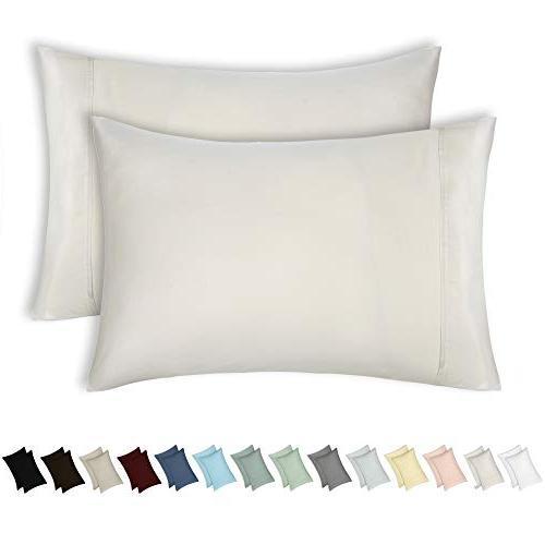 400 thread cotton pillow cases