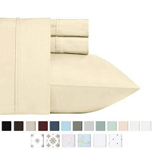 400 thread cotton sheet set
