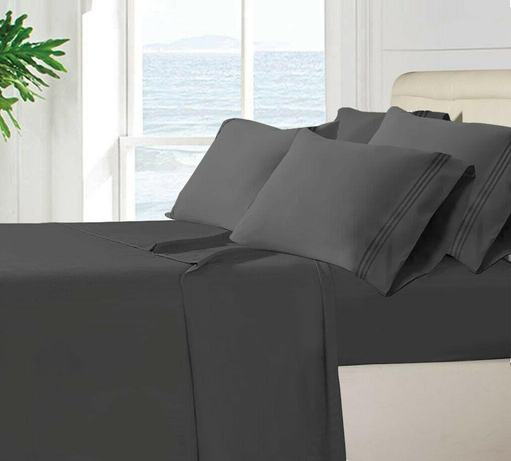 6 Piece Bed Set