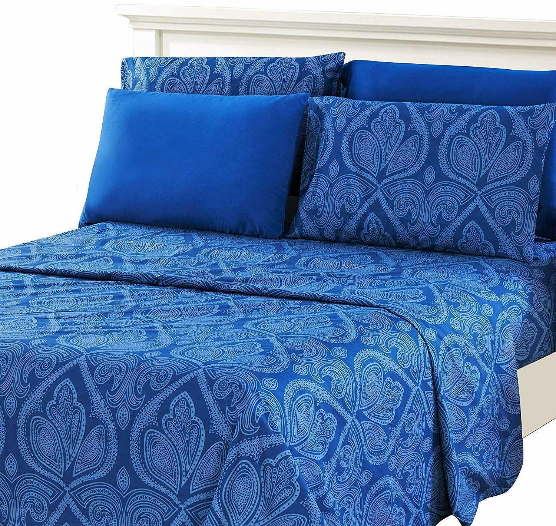 Bed Sheet Count Egyptian Sheet Set