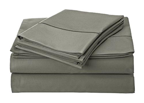 CHATEAU Cotton Sheets Deep Combed King
