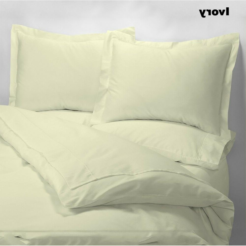 800 THREAD EGYPTIAN COTTON SET YOUR COLOR SIZE