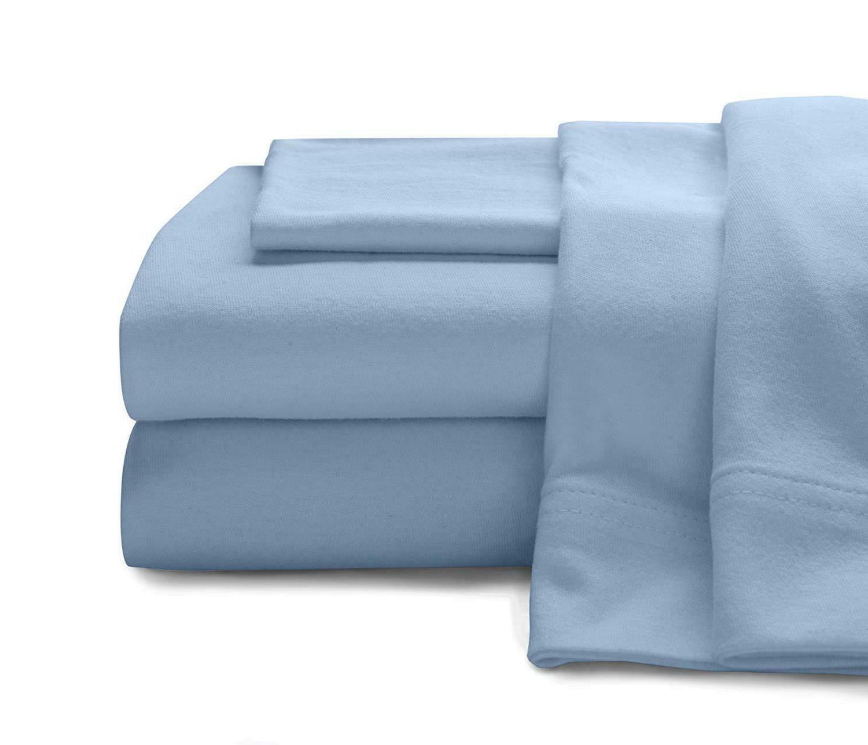 Baltic Linen Super Soft 100 Percent Cotton Jersey Sheet Sets
