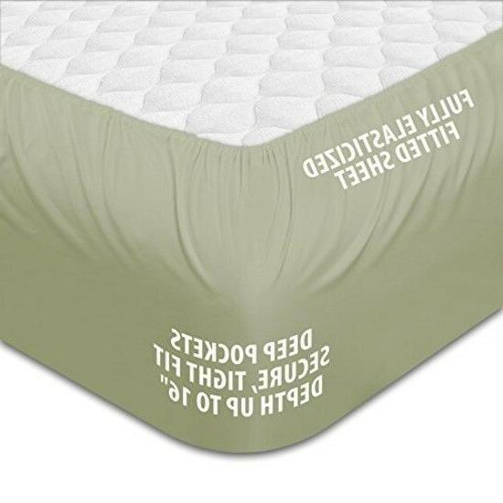 HC Bed Set Bedding Crease Fade bed