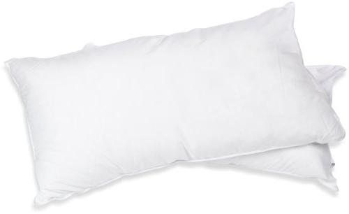 Superior White Down Alternative Pillow 2-Pack, Premium Hypoa