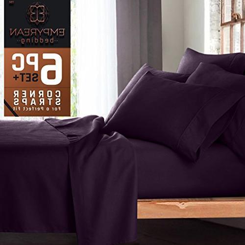 bed sheet pillow case set