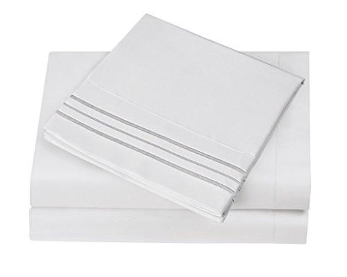 HC Bed & Pillowcase LUXURY Pocket, Wrinkle