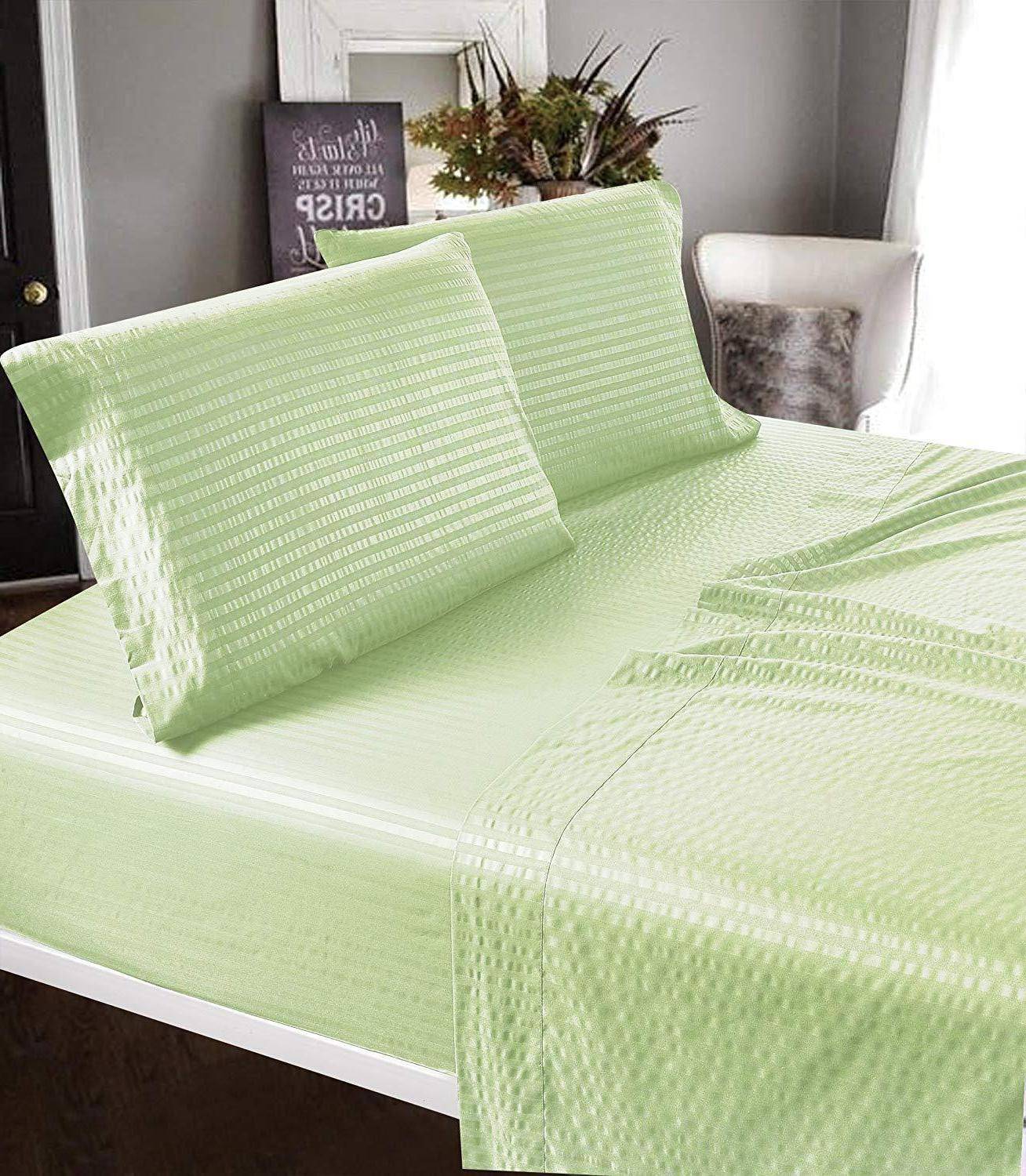 Bed Sheets Size Deep Pocket Fitted Piece