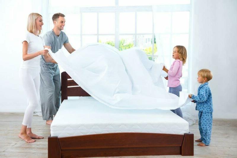 Ideal Set - 1800 Brushed Microfiber Bedding - 4