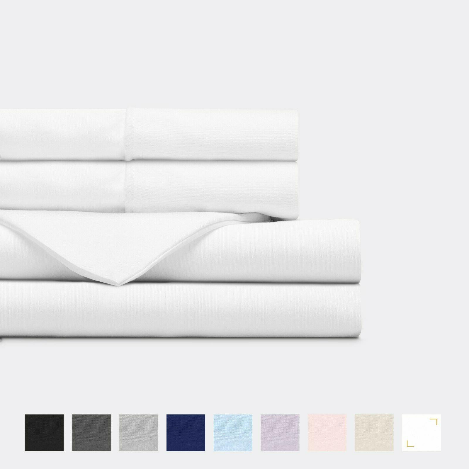 bed sheet set 4 piece cal king