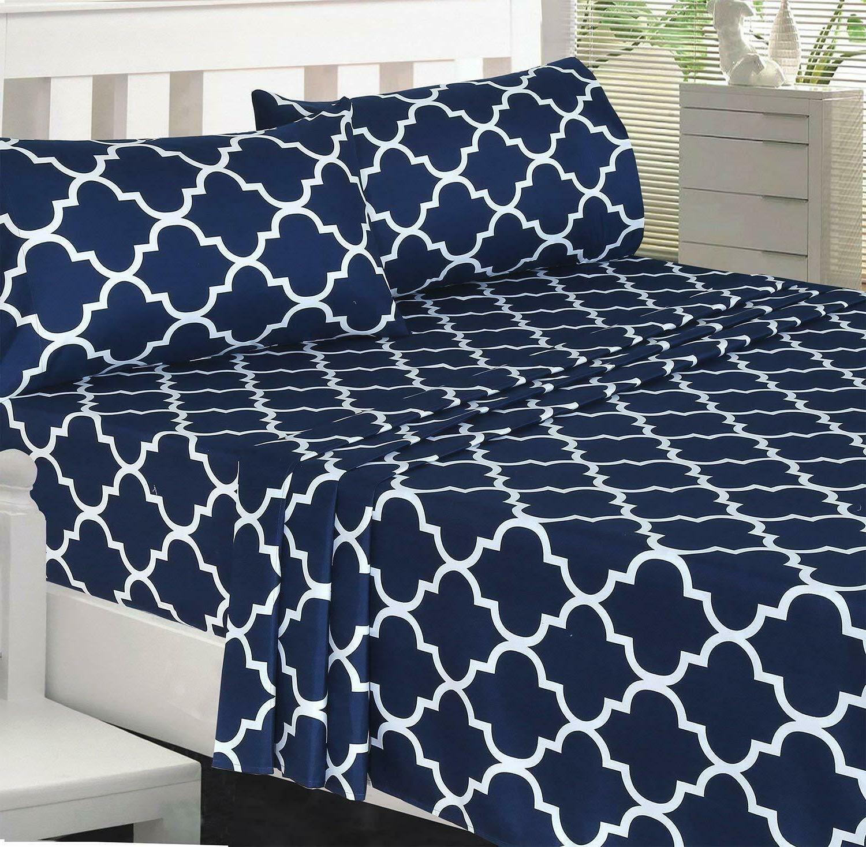 Bed Flat 1 Sheet 2 Pillow Utopia Bedding