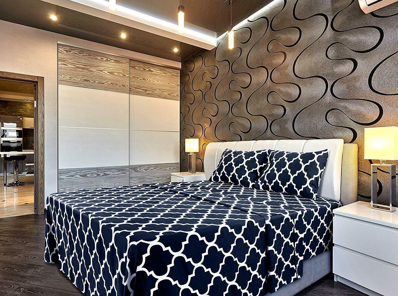 Flat Fitted Sheet Pillow Utopia Bedding