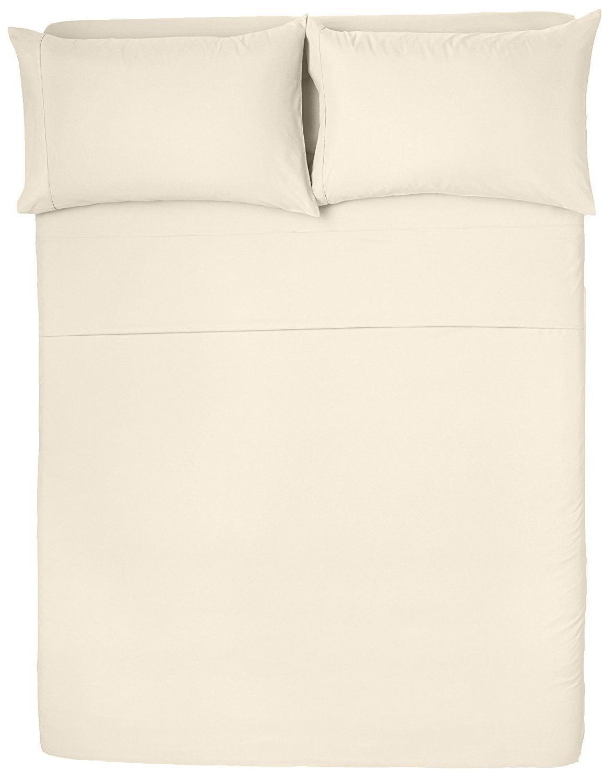 Bed Sheet Set Pocket Sheets Comfort Hotel 3pcs