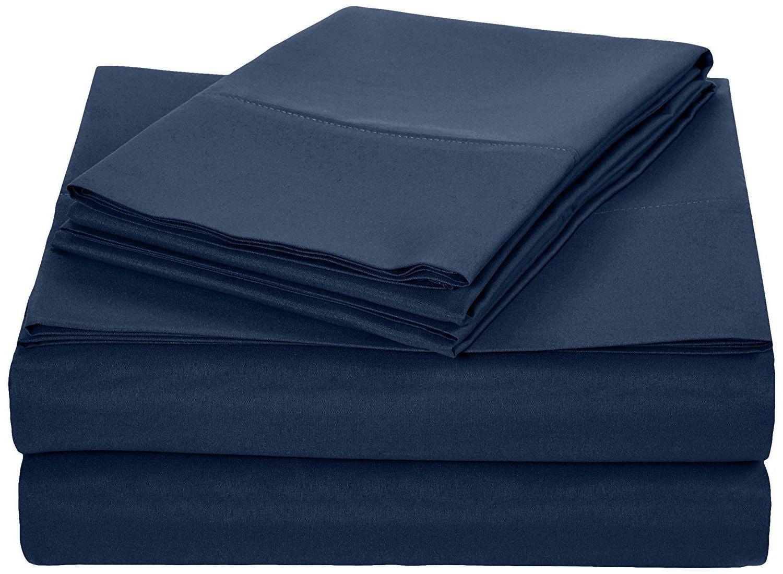 Bed Pocket Bedding Sheets Comfort 4pcs 3pcs