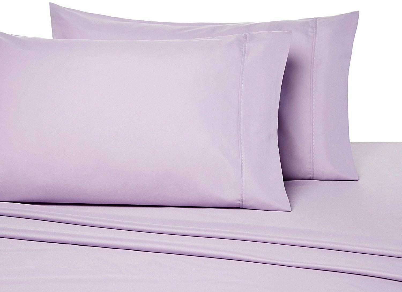 Bed Set Pocket Sheets Comfort Hotel 3pcs