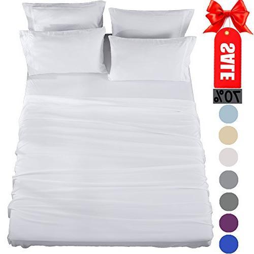 bed sheets set king