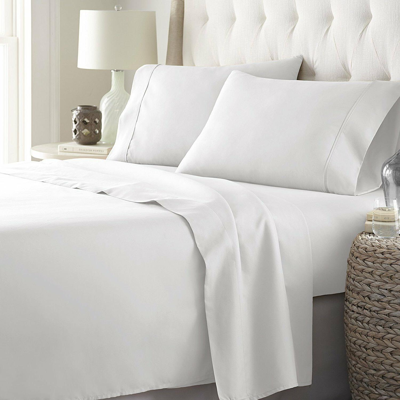 bed sheets set platinum hc collection 1800