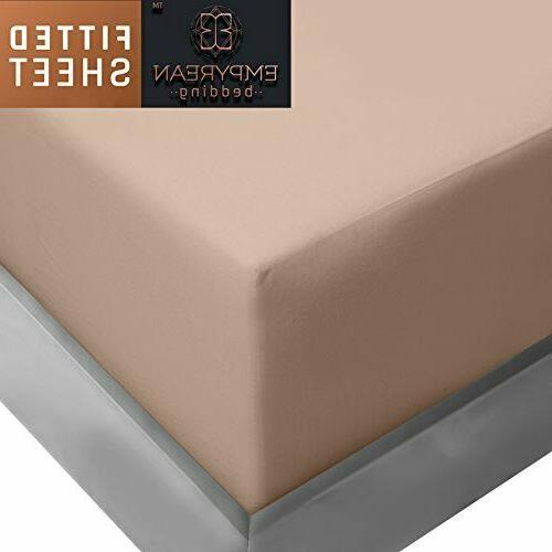 Empyrean Fitted Sheet Luxury Soft