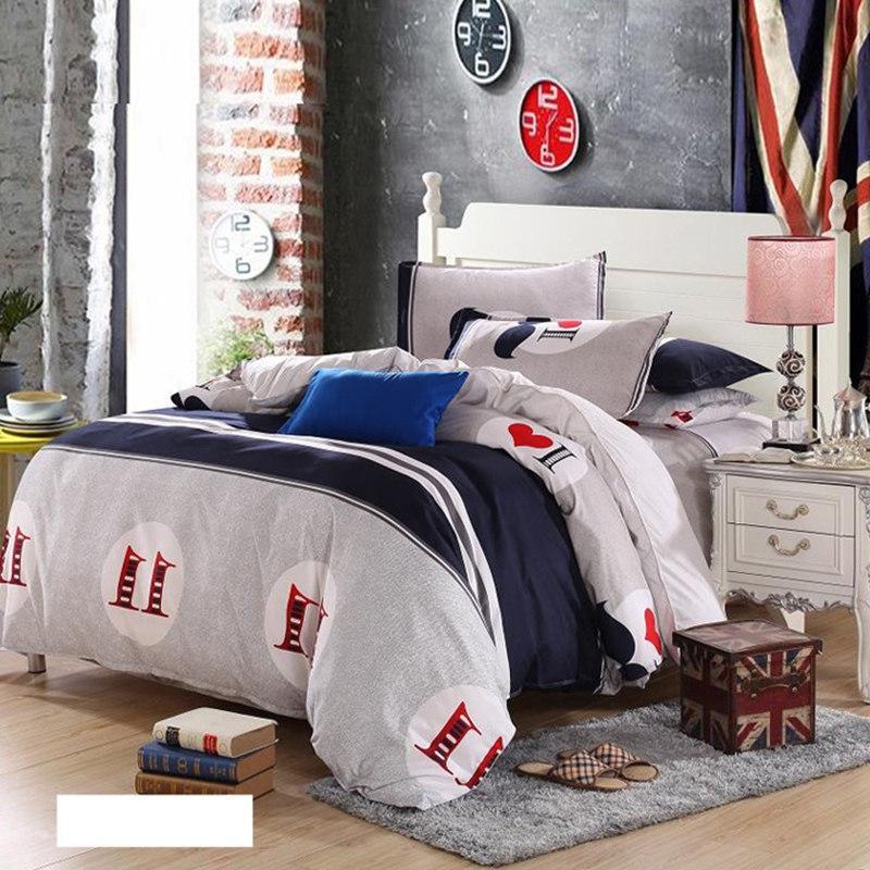 Bedding Duvet Set Bedsheet Pillowcase Duvet Cover Full de