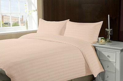 Cal King / King 100% Cotton 300TC 4pcs Bedding Sets - Stripe