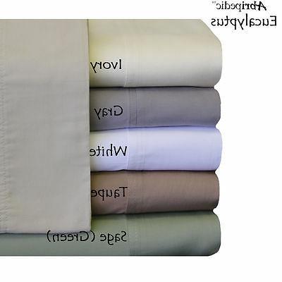 california king eucalyptus tencel sheets silky soft