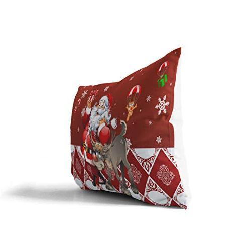 Junhome Christmas Kids Printed Christmas King Size