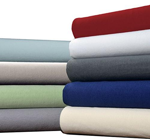 Brielle Jersey Knit Sheet Set,