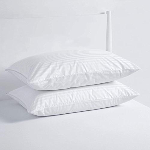 cotton sateen pillow cover protector