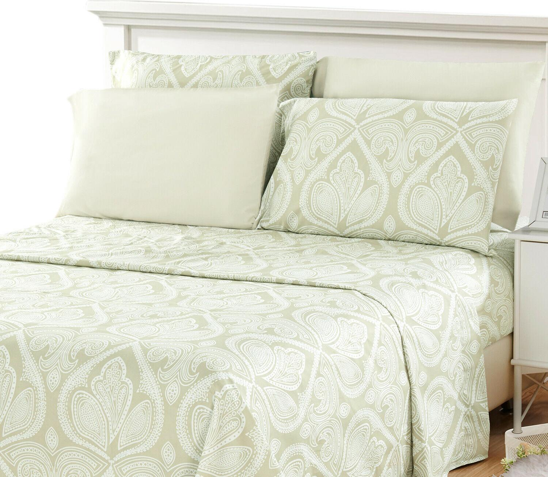 Deep Pocket Bed 1800 Count Sheet