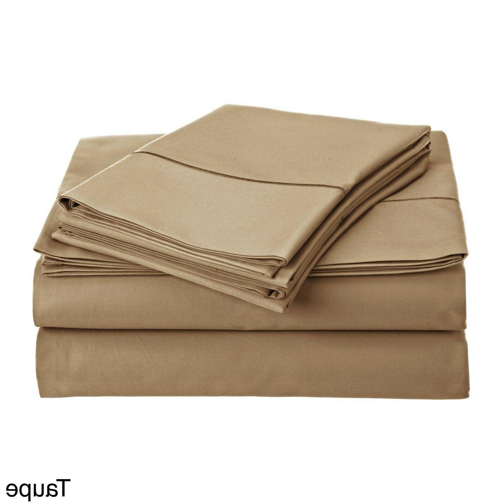 DEEP POCKET KING 800 THREAD COUNT EGYPTIAN