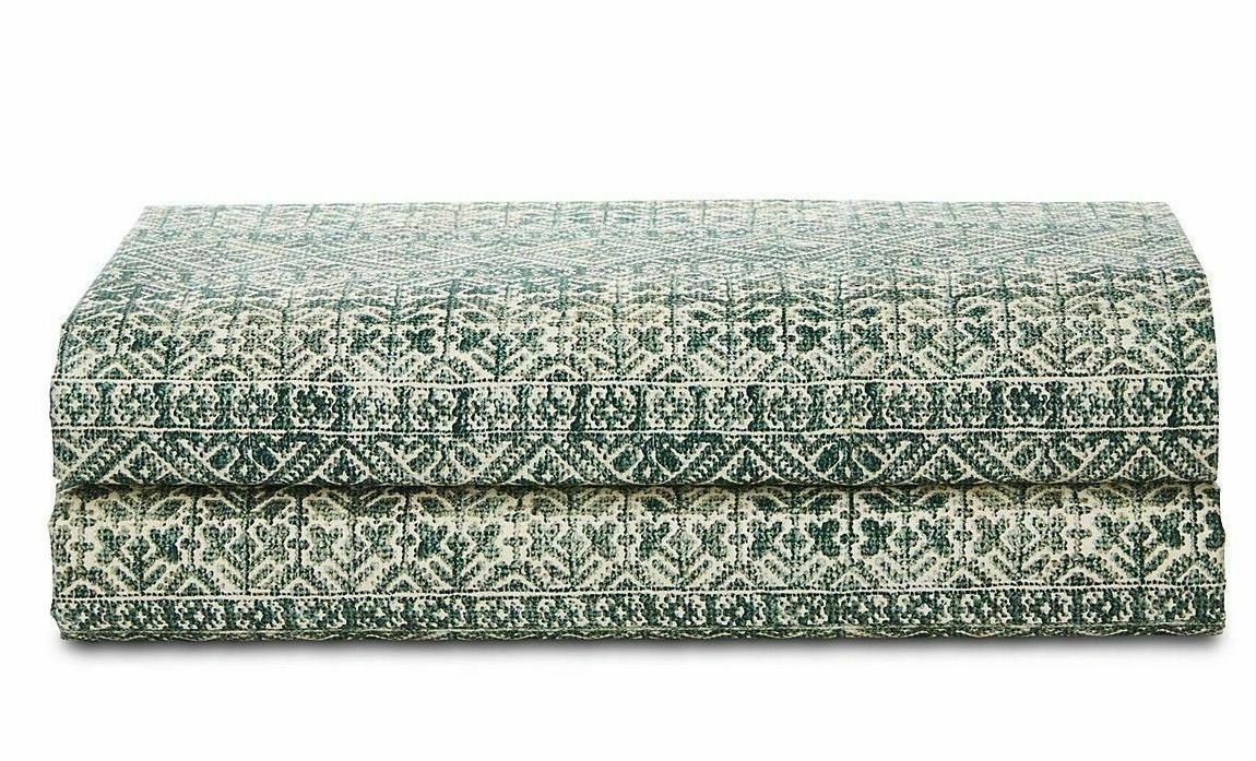 Ralph Lauren Hill Flat 100% Green $145 NEW