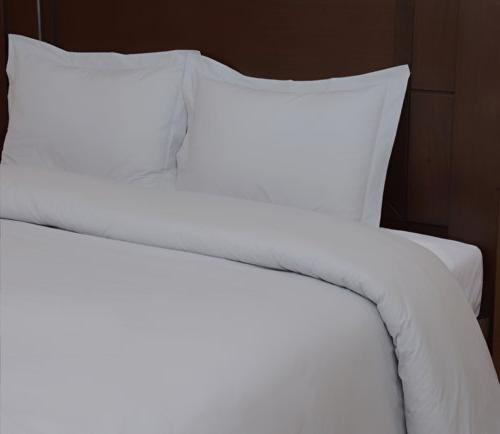 egyptian cotton percale solid duvet