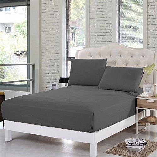 elegant 700 tc fitted sheet