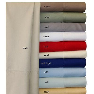 elegant bedding s 300tc silky bamboo hypoallergenic