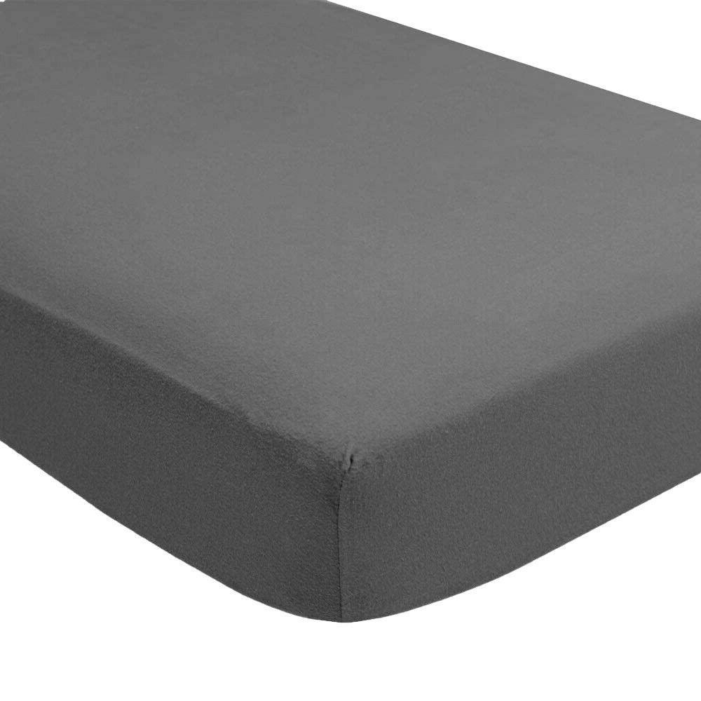 fitted bottom sheet 100 percent cotton velvet
