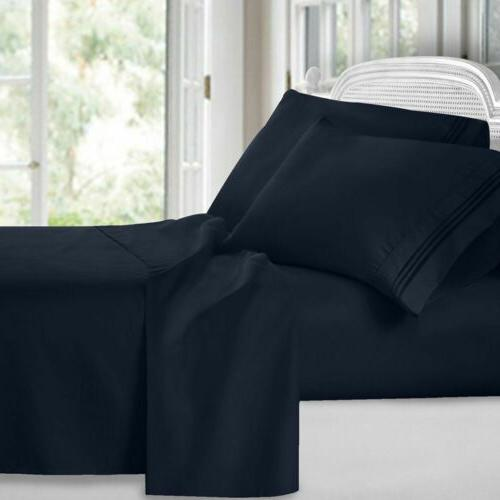 Fitted Sheet Brushed Ultra Comfortable Utopia