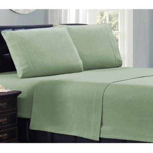 Mellanni Cotton Piece Set - Pocket, Bedding