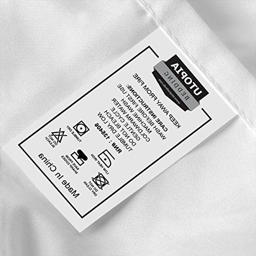 Utopia Bedding Sheet - Hotel Quality