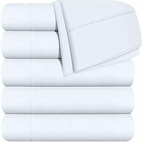 flat sheet brushed microfiber